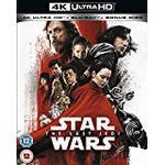 Last jedi dvd Filmer Star Wars: The Last Jedi [4K UHD] [Blu-ray] [2017]